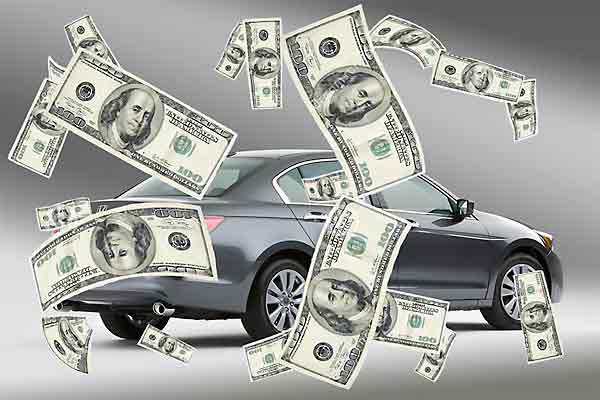 Vehicle Loan Provider