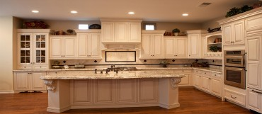 Give Your Kitchen A Classy Look By Purchasing Ready To Assemble Cabinets