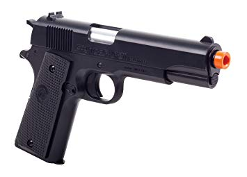 Airsoft pistol-The perfect back up for your safety