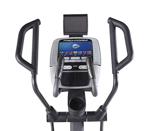 Elliptical trainers-Cardio machine for dual muscle training