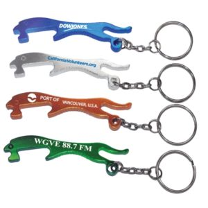Custom bottle openers-Perfect way to advertise your soda company