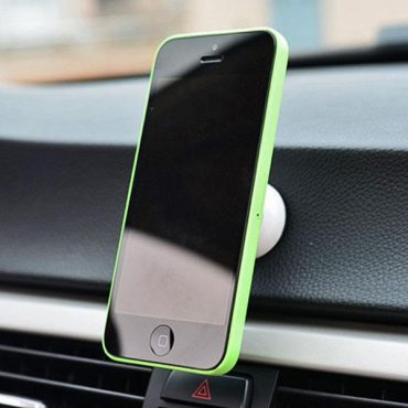 What are the different types of car phone holders?
