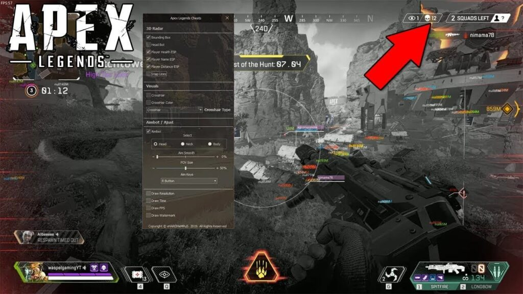 Use Online Services And Find Different Cheats For Your Fps Gaming