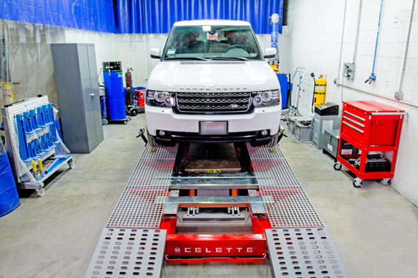How to pick a car Body Repair Center